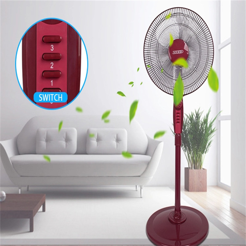 Dongguan εργοστάσια 16 ιντσών κούπερ ψύκτης αέρα σε 2 ώρες το χρονόμετρο φαν ανεμιστήρα καλύτερη τιμή