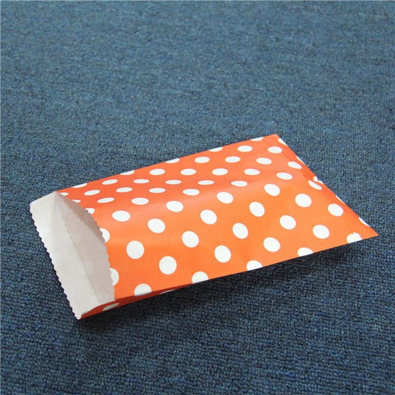 Μικρές τσάντες χαρτί συσκευασίας Τσάντες συσκευασίας δώρου Candy