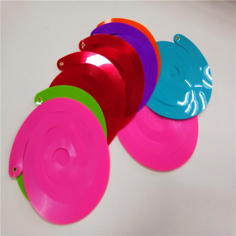 Φύλλα στροβιλισμού διακόσμηση κόμματος μπαλόνι κρεμαστή