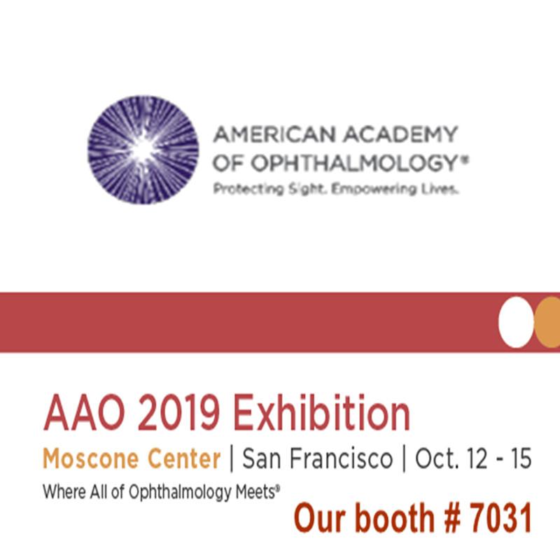 Καλώς ήλθατε στην επίσκεψή μας στην Έκθεση AAO 2019
