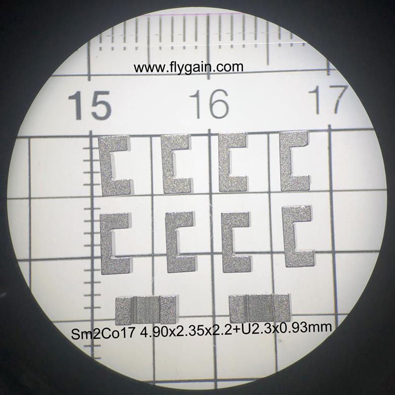 Κινέζικα εργοστάσιο υψηλής ποιότητας ισχυρό μαγνήτη μικρο-ακρίβειας