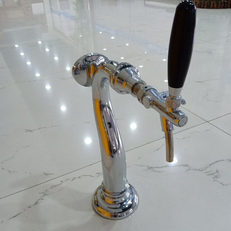 Στήλη μίας μπύρας με LED