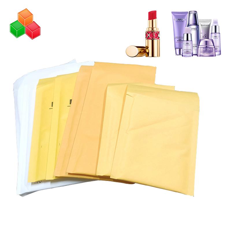 Ανθεκτικό προσαρμοσμένο μέγεθος ασφαλείας κραδασμούς χαρτοφύλακες χαρτοφύλακες kraft χαρτοκιβώτια μαξιλαροθήκες συσκευασία αποσκευών kraft χαρτί αερόσακος
