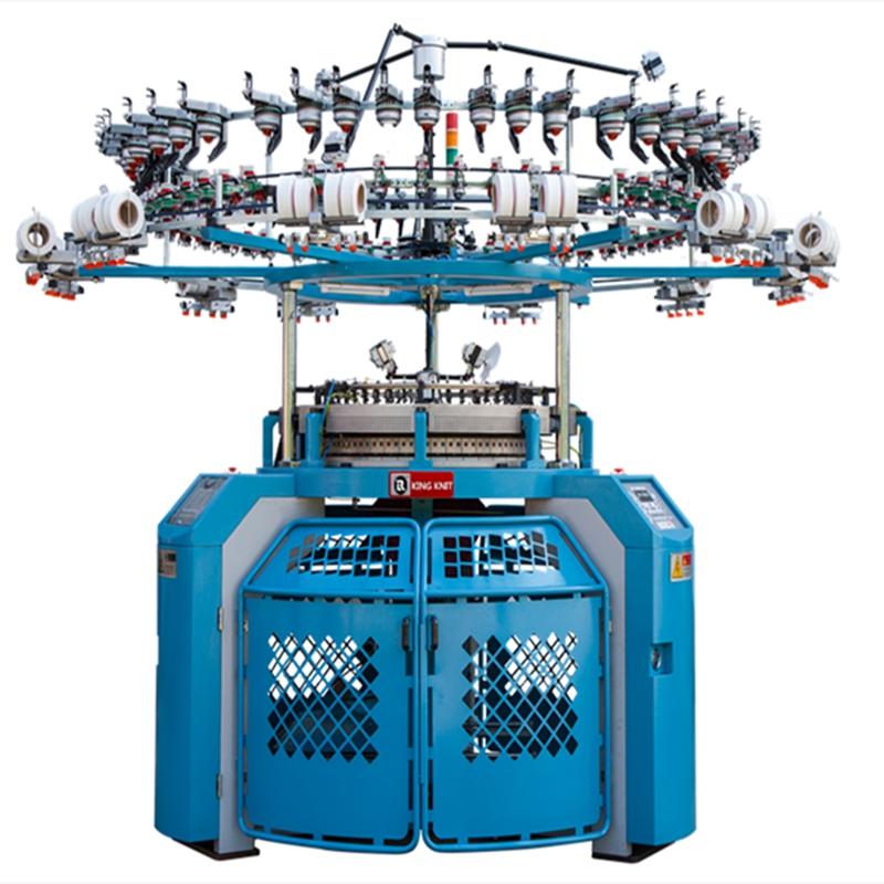 Μηχανή πολλαπλών λειτουργιών ενιαίας κυκλικής πλέξης KC-S803