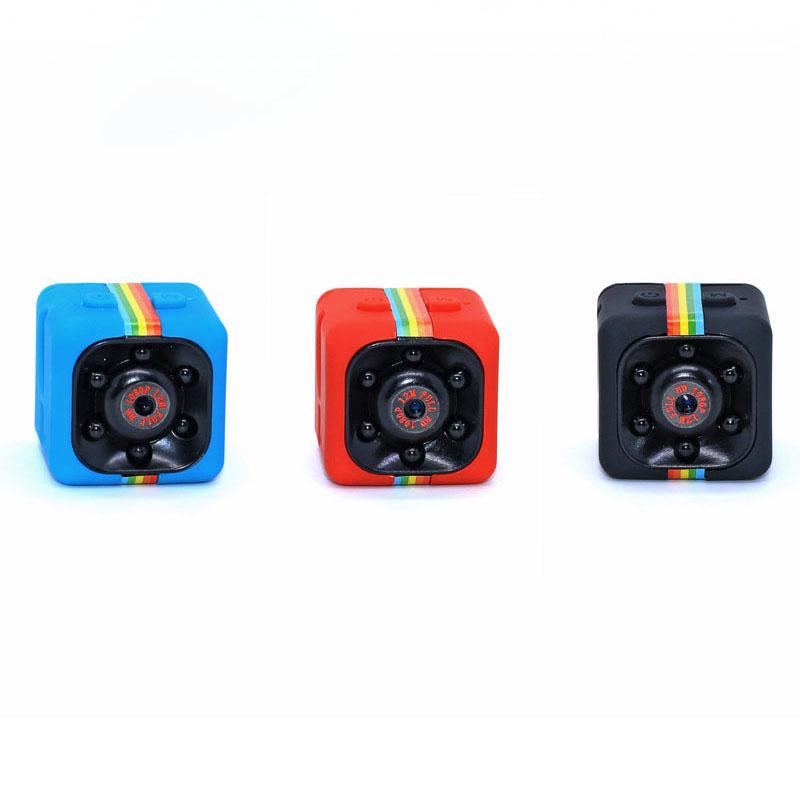 Φορητή φωτογραφική μηχανή Mini Pocket Real HD 720P SQ11 με προβολή 140 μοιρών
