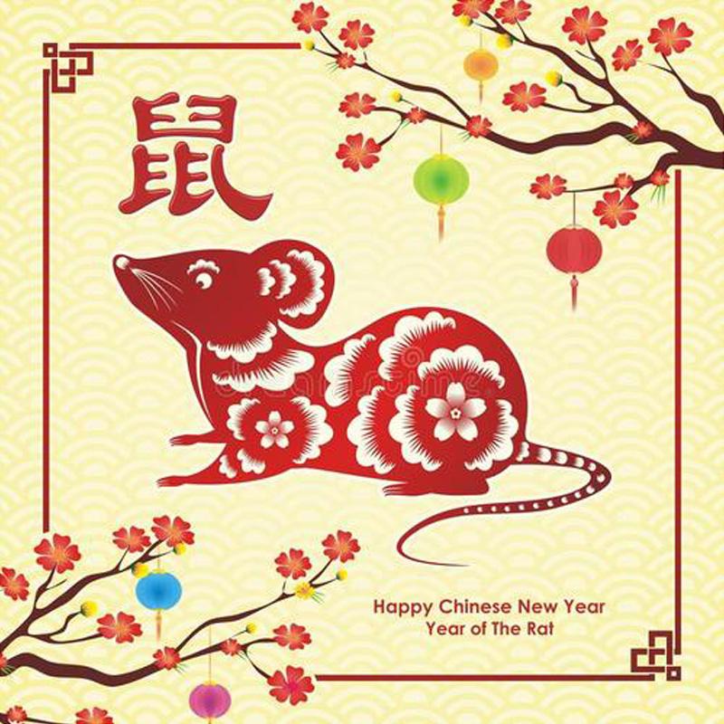 Ευτυχισμένο το κινέζικο νέο έτος!