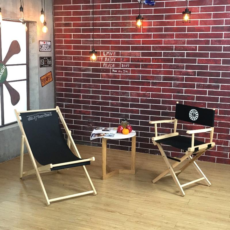 Απολαύστε τον ελεύθερο χρόνο σας με ξύλινη καρέκλα παραλίας