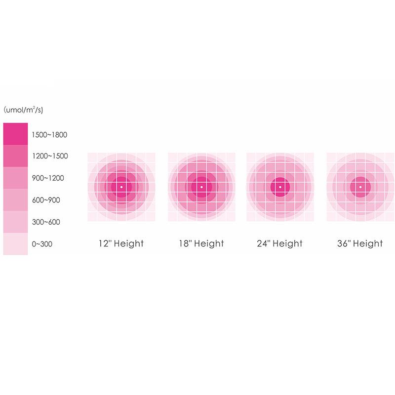 Επιδράσεις φασματικού εύρους λαμπτήρων ανάπτυξης LED στη φυσιολογία των φυτών
