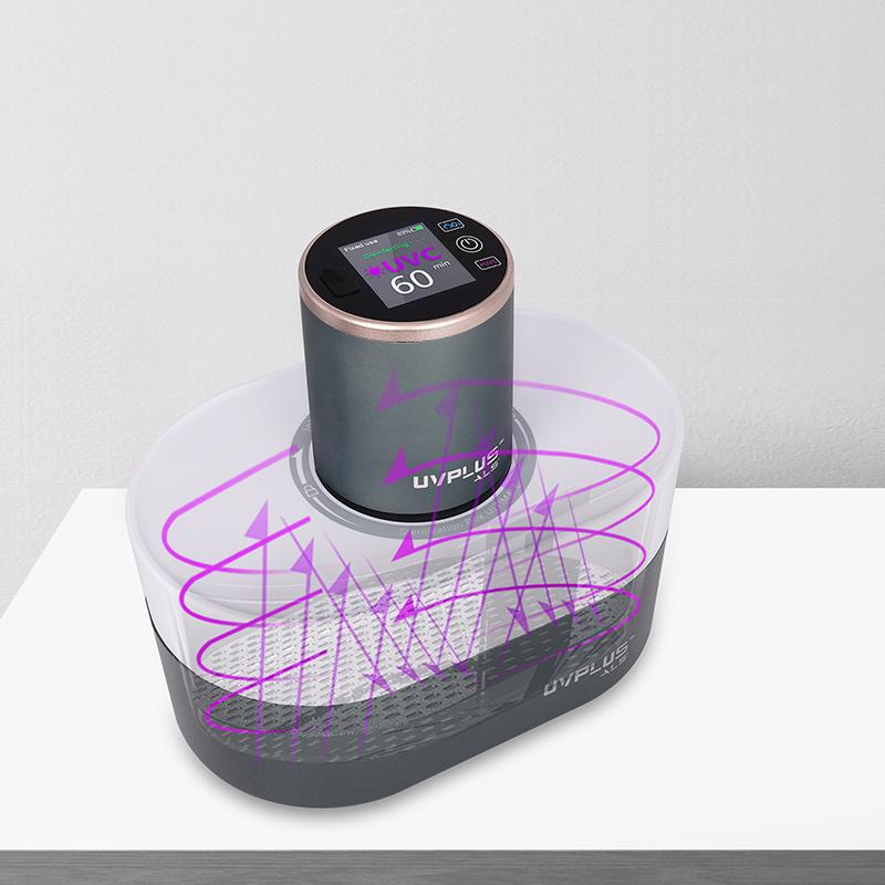 Ευφυές κουτί αποστείρωσης UV & OZONE ULTIMATE
