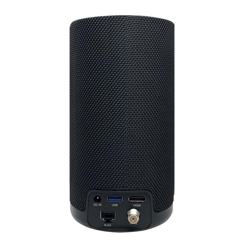Έξυπνο ηχείο Far-Field 4K Android TV Smart Speaker με ενσωματωμένο Βοηθό Google