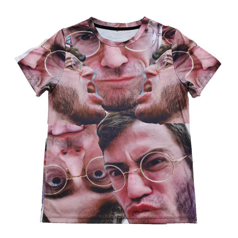 OEM Πλήρης εξάχνωση τυπωμένη μπλούζα χονδρικής ρούχα προσαρμοσμένη μακρυμάνικη μπλούζα
