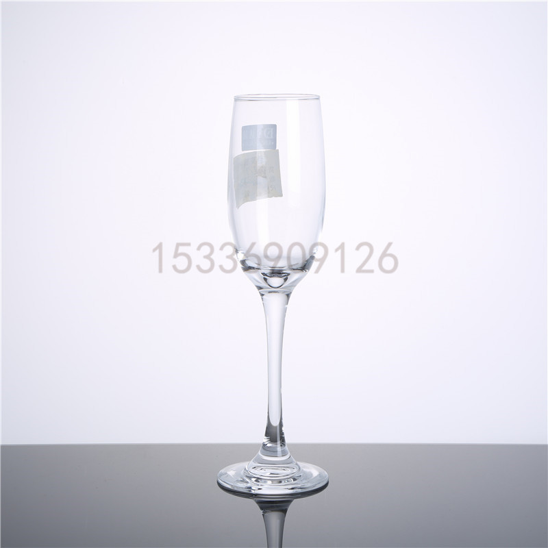 Huanya New Factory Direct Selling Wine Glass European Creative Champagne Crystal