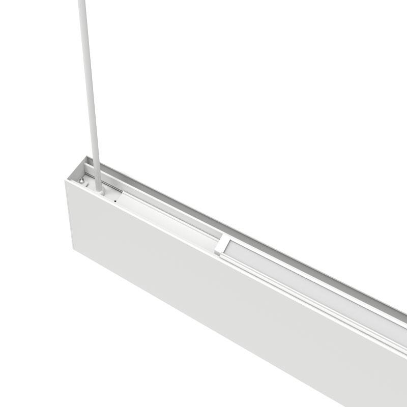 Αντιθαμβωτική λύση UGR u003C16 με δυνατότητα σύνδεσης χωρίς βίδες Γραμμικό φως LED για το κατάστημα μόδας στο εμπορικό κέντρο