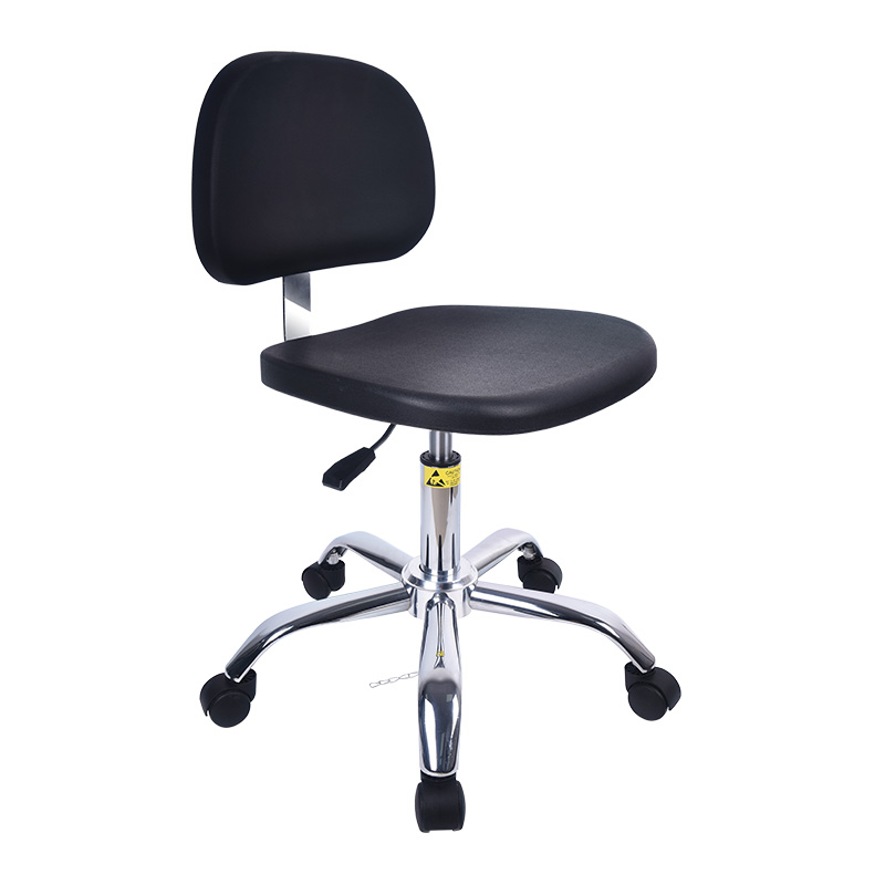 Golden Laboratory Office Office ESD Antistatic PU Chair for Industrial