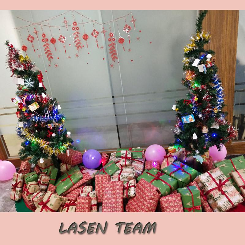 2020 Χριστουγεννιάτικες δραστηριότητες - Ομάδα LASEN